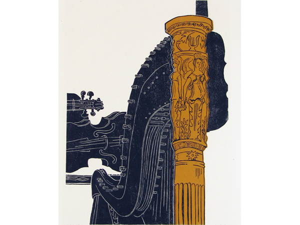 Colin Greenly, Woodcuts